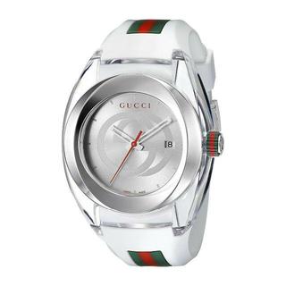 グッチ(Gucci)のGucci グッチ Sync XXL WHITE(腕時計(アナログ))