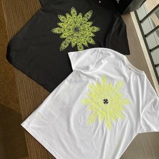 クロムハーツ(Chrome Hearts)の❤大人気❤クロムハーシ Chrome Hearts Tシャツ 半袖 春夏#37(Tシャツ/カットソー(半袖/袖なし))