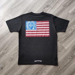 クロムハーツ(Chrome Hearts)の❤大人気❤クロムハーシ Chrome Hearts Tシャツ 半袖 春夏#40(Tシャツ/カットソー(半袖/袖なし))