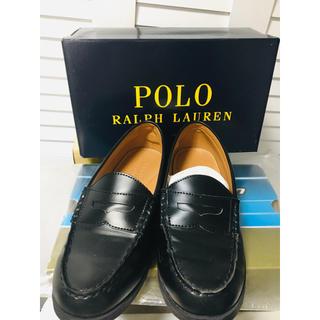 ポロラルフローレン(POLO RALPH LAUREN)のローファー☆(ローファー/革靴)