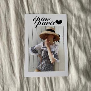 ロキエ(Lochie)のepine ポストカード(写真/ポストカード)