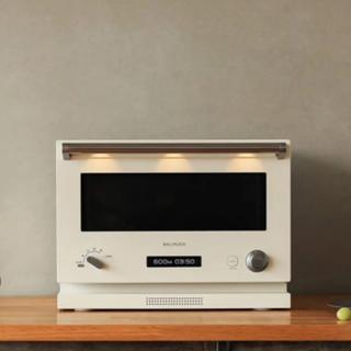 バルミューダ(BALMUDA)の新品未開封バルミューダオーブンレンジホワイト(電子レンジ)