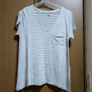レプシィム(LEPSIM)のLEPSIM.AラインTシャツ(Tシャツ/カットソー(半袖/袖なし))