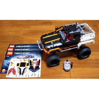 Lego - レゴ★テクニック 4WDクローラー 9398 コンディション良好 人気 激レア