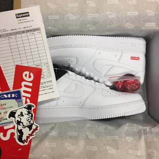 シュプリーム(Supreme)の新品 27cm Supreme Nike Air Force 1 Low (スニーカー)