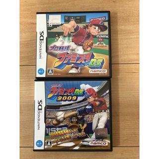 バンダイナムコエンターテインメント(BANDAI NAMCO Entertainment)のプロ野球ファミスタDS & プロ野球ファミスタDS 2009(携帯用ゲームソフト)