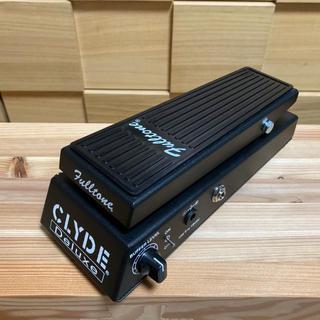 新品 Fulltone CLYDE WAH DLX(DELUXE)(エフェクター)