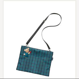 familiar - ファミリア 新品未使用 タグ付き ポシェット ショルダーバッグ バッグ