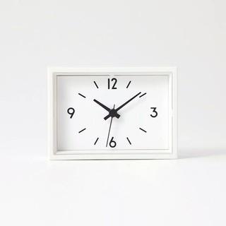 ムジルシリョウヒン(MUJI (無印良品))の新品 駅の時計 ミニ(置時計)
