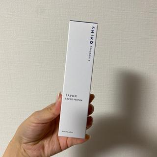 シロ(shiro)のshiro サボン オードパルファン 40ml(香水(女性用))