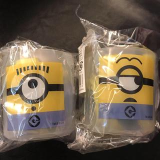 ミニオン - ミニオンズ  コップ 巾着袋 2個セット ②