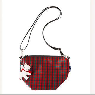 ファミリア(familiar)のファミリア 新品タグ付き ファミリアショー ショルダーバッグ バッグ ポシェット(ショルダーバッグ)