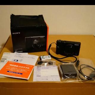 SONY - SONY DSC-RX100M3 カメラ