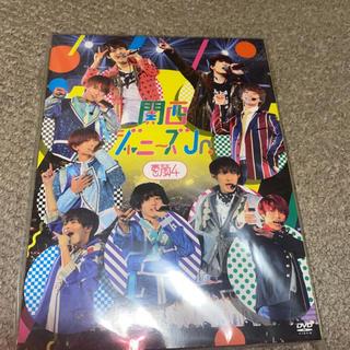 ジャニーズJr. - 素顔4 DVD 関西ジャニーズJr.