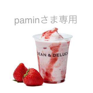 新品DEAN&DELUCA オリジナルタンブラー カフェ限定色 トーキョーピンク