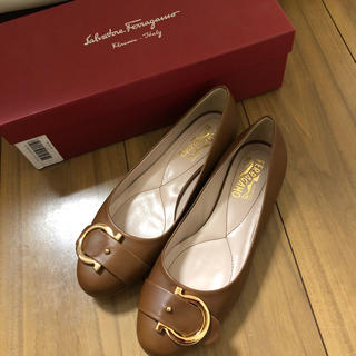フェラガモ(Ferragamo)のフェラガモ シューズ 7c(ローファー/革靴)