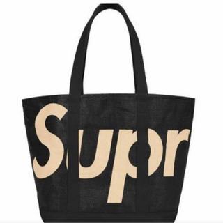 Supreme - Supreme Raffia Tote トートバッグ トート シュプリーム 黒