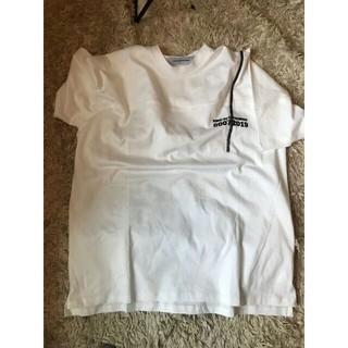 ラフシモンズ(RAF SIMONS)のKiko Kostadinov Graphic Embroidery  Tシャツ(Tシャツ/カットソー(半袖/袖なし))
