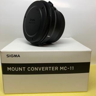 シグマ(SIGMA)のMC-11 SIGMA(ミラーレス一眼)