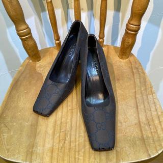 グッチ(Gucci)のGUCCI  靴 サイズ36C 試し履き程度の美品です。(ハイヒール/パンプス)