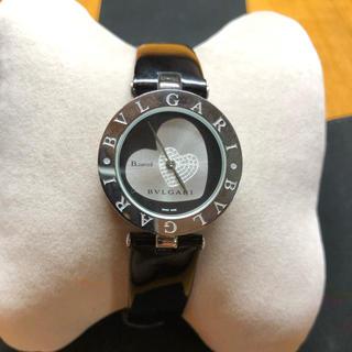 ブルガリ(BVLGARI)のブルガリ  ビーゼロワン ダブルハート 時計 値下げします(腕時計)