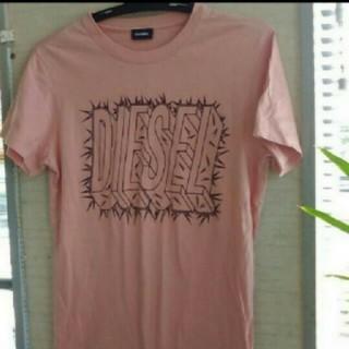 ディーゼル(DIESEL)のDIESEL ユニセックス。Sに近いMサイズです。(Tシャツ/カットソー(半袖/袖なし))