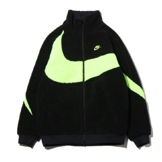 ナイキ(NIKE)のNIKE BIG SWOOSH BOA JACKET(ブルゾン)
