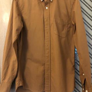 ムジルシリョウヒン(MUJI (無印良品))のMUJI ブラウンシャツ(シャツ)