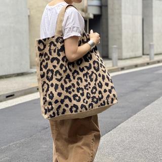 DEUXIEME CLASSE - ドゥージィーエムクラス メゾン ベンガル Leopard BAG