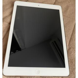 Apple - iPad Air シルバー