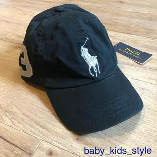 ラルフローレン(Ralph Lauren)の新色 大人ok ビッグポニー キャップ 帽子(キャップ)