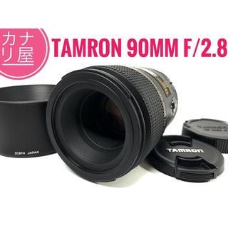 ニコン(Nikon)の✨美品✨TAMRON SP AF 90mm f/2.8 Di NIKON(レンズ(単焦点))