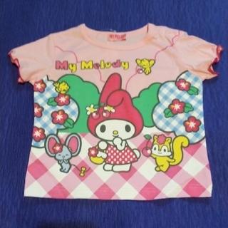 マイメロディ(マイメロディ)のマイメロディ Tシャツ(Tシャツ/カットソー)