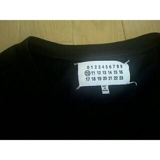 マルタンマルジェラ(Maison Martin Margiela)のメゾン マルジェラ Tシャツ(Tシャツ/カットソー(半袖/袖なし))