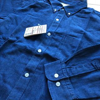 ムジルシリョウヒン(MUJI (無印良品))の無印良品のメンズデニムシャツ(シャツ)