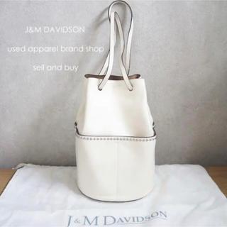 J&M DAVIDSON - J&M Davidson J&Mデヴィッドソン ミニデイジーウィズスタッズ 白