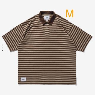 ダブルタップス(W)taps)の20SS WTAPS VASQUE POLO M BROWN(ポロシャツ)