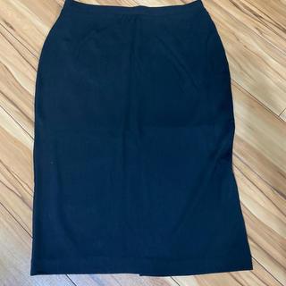 エイチアンドエム(H&M)のペンシルスカート(ひざ丈スカート)
