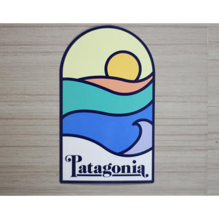 パタゴニア(patagonia)のパタゴニア ステッカー ステンドグラス(その他)