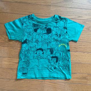ユニクロ(UNIQLO)のUNIQLOユニクロ スヌーピーTシャツ 120(Tシャツ/カットソー)