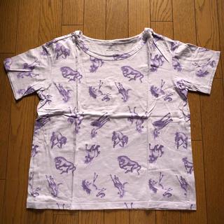 フェフェ(fafa)のフェフェ 大人用Tシャツ ホース柄(Tシャツ(半袖/袖なし))