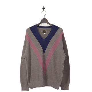 Needles - NEEDLES V Neck Sweater