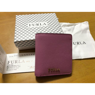 フルラ(Furla)のフルラ♡財布 fulra 折りたたみ財布 新品 ピンク(財布)
