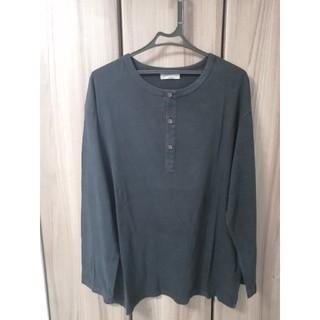 ヨウジヤマモト(Yohji Yamamoto)のYohji Yamamoto 長袖 tシャツ(Tシャツ/カットソー(七分/長袖))