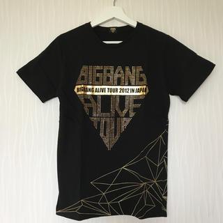 ビッグバン(BIGBANG)のBIGBANG Tシャツ【公式グッズ】2012 ALIVE TOUR(アイドルグッズ)