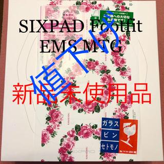 シックスパッド(SIXPAD)のSIXPAD Footfit シックスパッド フットフィット EMS MTG(トレーニング用品)
