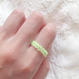 flower ring(リング)