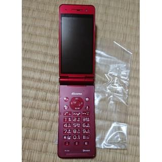エヌティティドコモ(NTTdocomo)のドコモ P-01H(携帯電話本体)