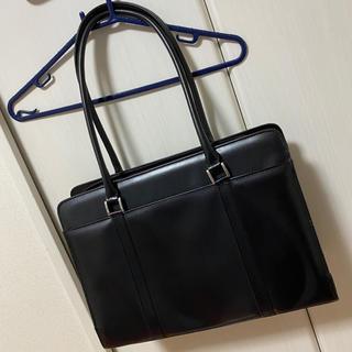 アオヤマ(青山)の洋服の青山 入学バッグ 新卒バッグ 就職バッグ 黒(トートバッグ)