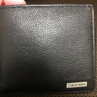 カルバンクライン(Calvin Klein)のCK折り財布(折り財布)